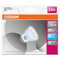 Led spot mr11 36° 4w gu4 blanc froid blister de 1