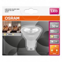 Led spot star par16 36 duo click dimmable 5w gu10 chaud