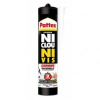 Mastic fixation - ni clou ni vis - invisible - 310 ml