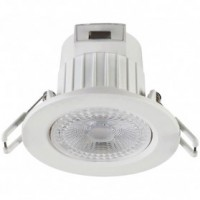 Spot encastrable dimmable ip20 420lm 4000k blanc froid