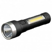 Lampe torche rechargeable 3w