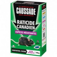 Raticide canadien pat appat esp