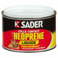 Colle contact néoprène liquide 250ml