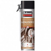 Mousse expansive menuiserie 500ml
