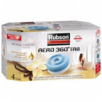 Recharge absorbeur aéro 360 aroma confort vanille x4
