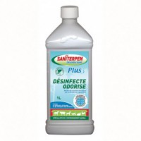 Désinfectant plus 1l 4077
