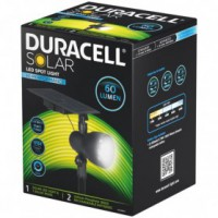 Spot solaire duracell 60 lumens