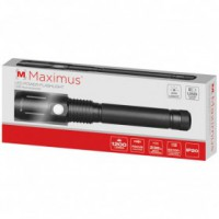 Lampe torche rechargeable 1200 lumens maximus