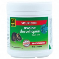 Souricide avoine decortiquee 40g