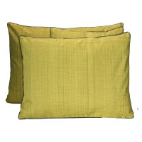 Coussin rectangulaire outdoor antibes - anis - 45 x 45cm