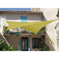 Voile d'ombrage carr