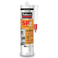 Cartouche mastic silicone sp2 joint universel translucide 300 ml