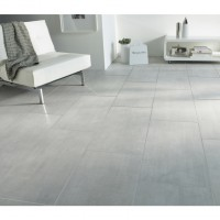 Carrelage cyber gris 39.5x79.5 rectifié ép.10.3 mm aspect naturel