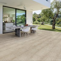 Carrelage ferrieres beige clair 30x60 ép.9 mm aspect naturel