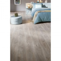 Sol stratifié cottage silence chêne gris empire ép.13mm botte de 1.25m²