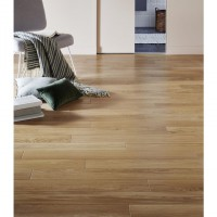 Parquet contrecollé brooklyn chêne naturel verni satiné ép.14mm botte 0.99m2
