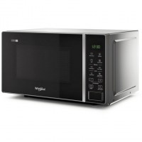 Micro-ondes pose libre silver noir whirlpool mwp203sb
