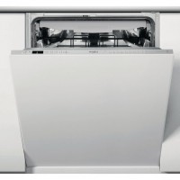 Lave-vaisselle full intégrable whirlpool wio3t133pfe
