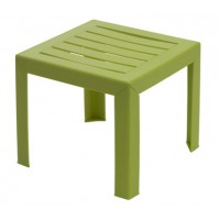Table basse miami vert anis - grosfillex