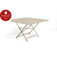 Table pliante cargo muscade - fermob