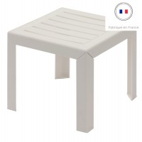 Table basse miami bbanc gx - grosfillex