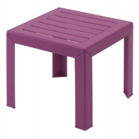 Table basse miami fuchsia - grosfillex