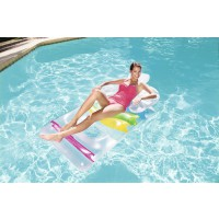 Chaise longue gonflable piscine kool lounge - bestway