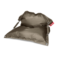 Pouf fatboy® buggle-up taupe 190 x 140 cm - fatboy
