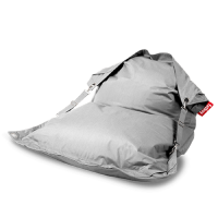 Pouf fatboy® buggle-up outdoor argent 190 x 140 cm - fatboy