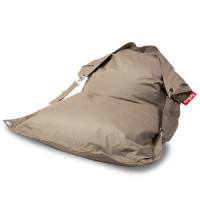 Pouf fatboy® buggle-up outdoor taupe 190 x 140 cm - fatboy