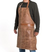 Tablier en cuir - barbecook