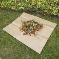Bâche compostable geolia carrée 100 x 80 cm marron