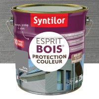 Lasure syntilor prot deco esp bois syntilor 2l5 gris nat 2.5 l, gris naturel