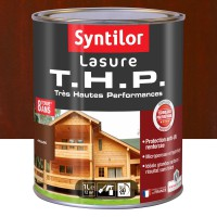 Lasure syntilor lasure thp syntilor 1l acajou 1 l, acajou exotique