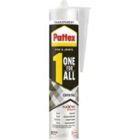 Colle mastic one for all crystal pattex, 290 g non concerné
