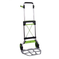 Diable pliable standers, charge garantie  100 kg