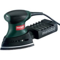 Ponceuse multifonction filaire metabo fms 200 intec, 200 w