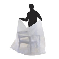 Housse protection fauteuil / petit meubl pack and move