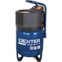 Compresseur de chantier dexter power 24 l 2 cv