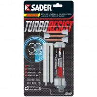 Colle réparation turbo resist sader, 10 g non concerné
