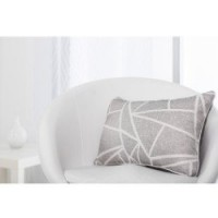 Coussin tango/java, anthracite l.50 x h.30 cm 100% polyester