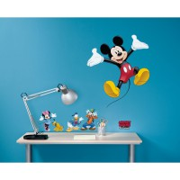 Sticker mickey & friends 50 cm x 70 cm, komar