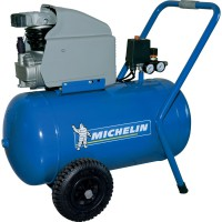 Compresseur de chantier michelin 50 l 2 cv