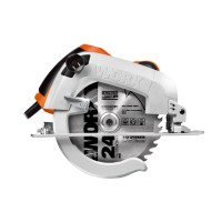 Scie circulaire filaire worx wx445, 1600 w