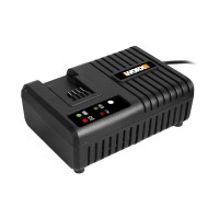 Chargeur worx lithium-ion, 20 v