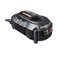 Chargeur worx lithium-ion, 12 v