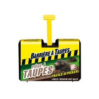 Piège antitaupes barriere a taupes