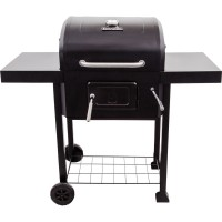 Barbecue au charbon de bois char-broil performance 2600, noir