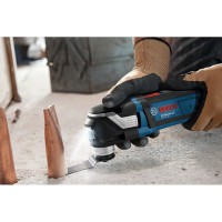 Outil multifonction bosch, 400 w, 0601231001 bosch professional