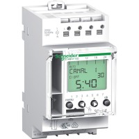 Horloge digitale schneider electric, 16 a